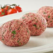 Raw 'TYPE' Meatball
