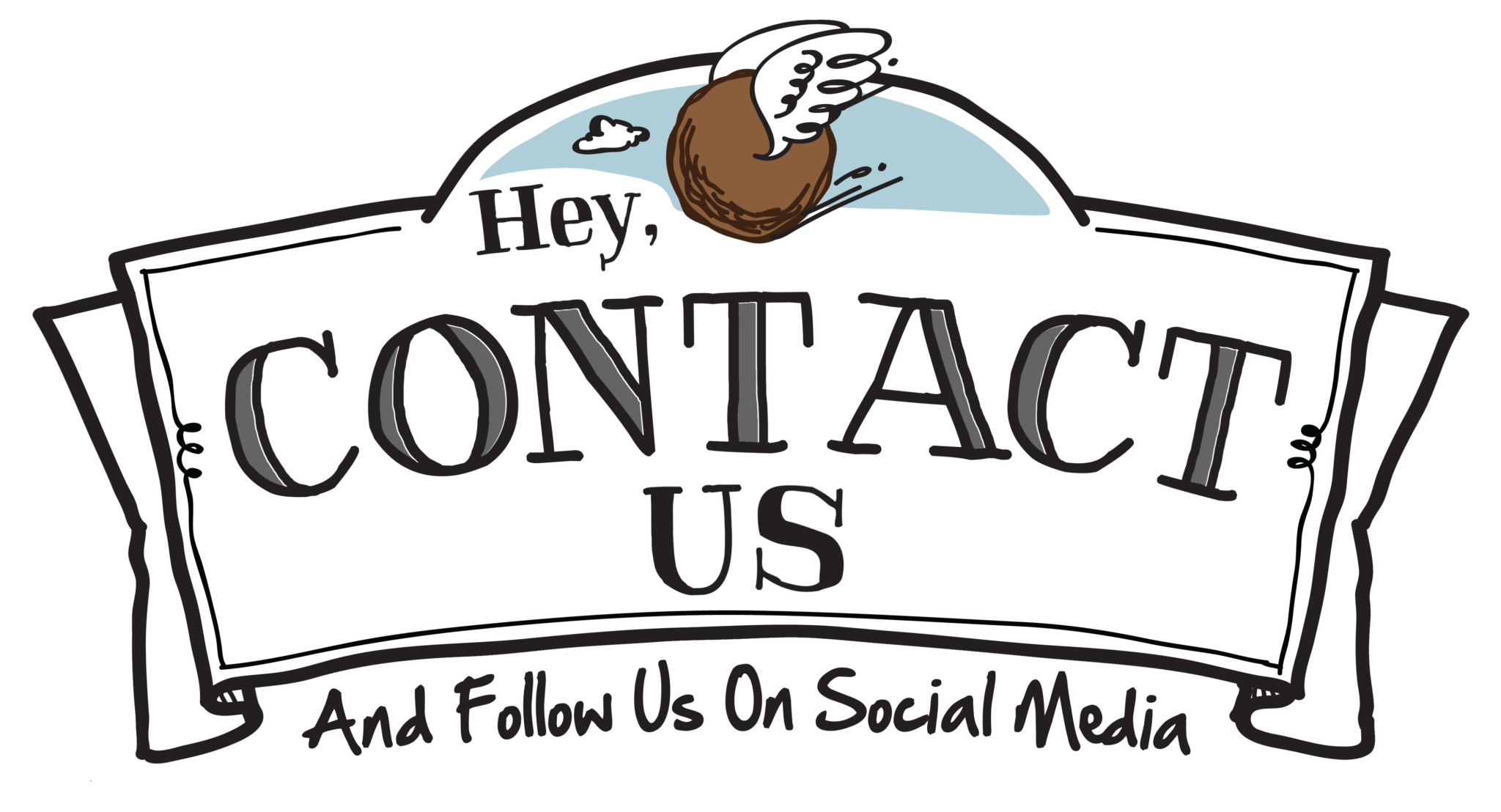 Contact Us and Follow Us on Social Media